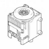 Блок управления с вентилятором Eberspacher M10 124V