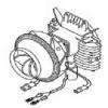 Нагнетатель воздуха Webasto AirTop 5000 12V BD